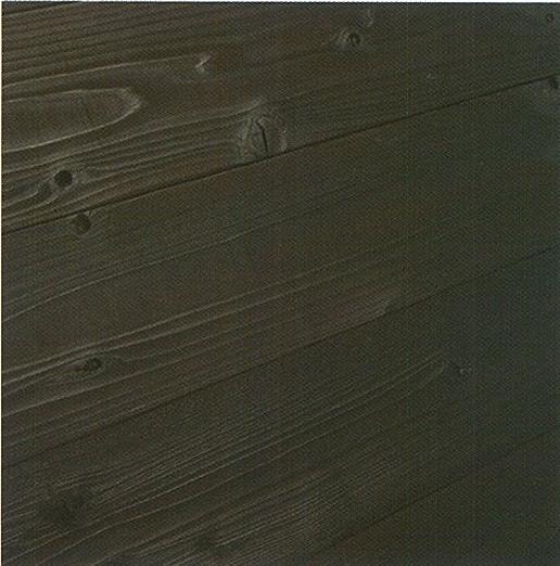【メーカー取り寄せ品】焼き杉外壁用無垢板 節あり 水性ウォールナット(チョコレート)2970×11×135ミリ 8枚入(約1坪入)