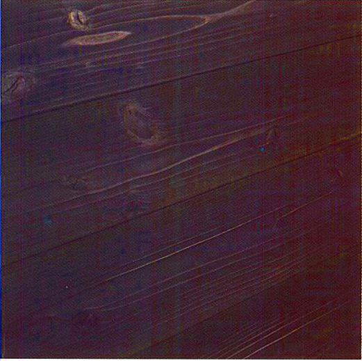 【メーカー取り寄せ品】焼き杉外壁用無垢板 節あり パープル(紫)2970×11×135ミリ 8枚入(約1坪入)