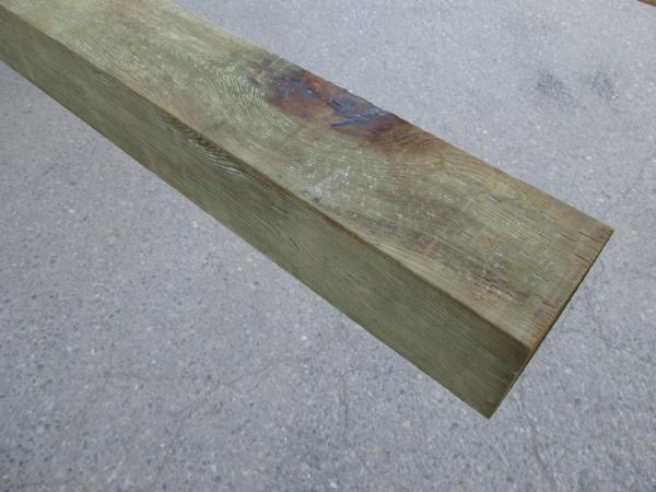 米栂(ベイツガ)角材(防腐処理済)4000×120×120ミリ