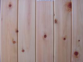 天竜桧無垢羽目板 節あり 無塗装3900×12×95ミリ 9枚入