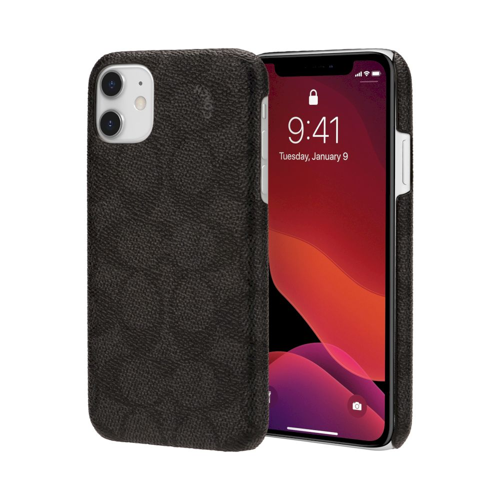 Coach コーチ Slim Wrap Case for iPhone 11