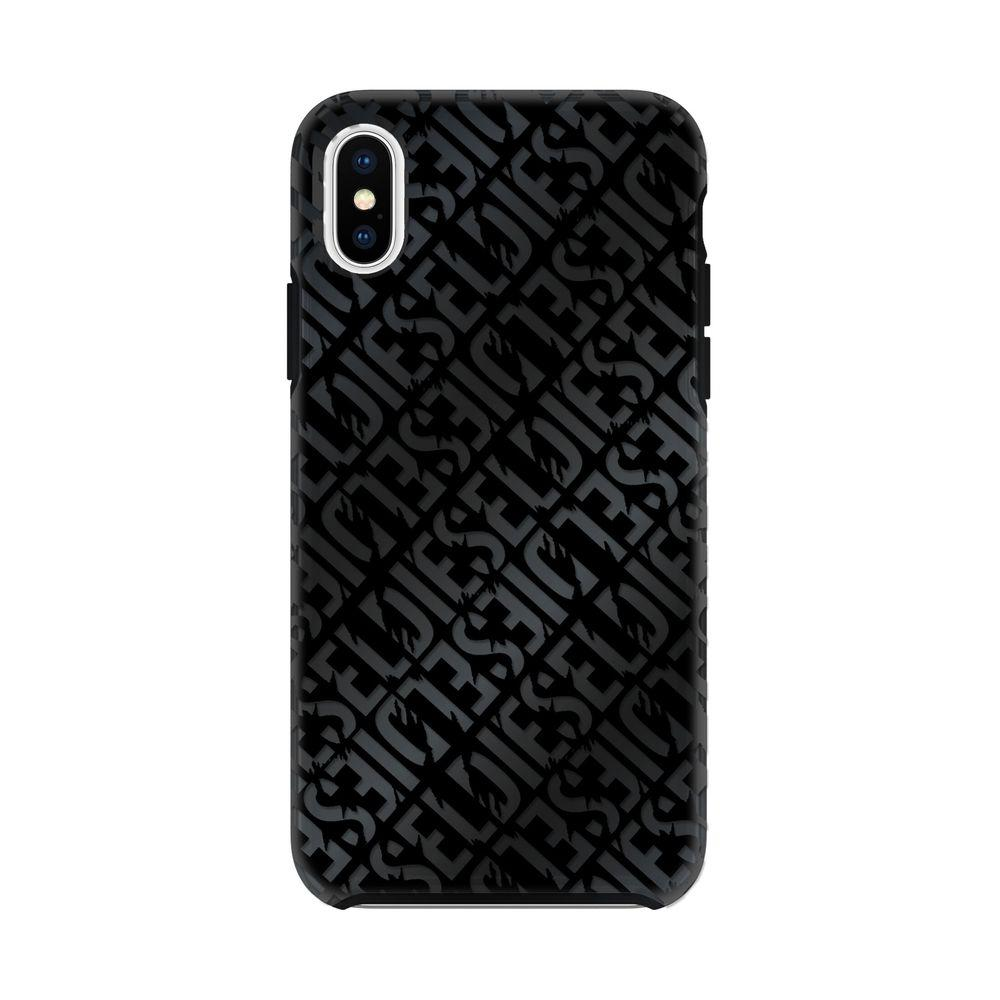 DIESEL ディーゼル Printed Co-Mold Case for iPhone XS Max