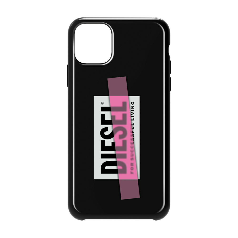 Diesel ディーゼル Printed Co-Mold Case [ Tape ] for iPhone 11 Pro Max