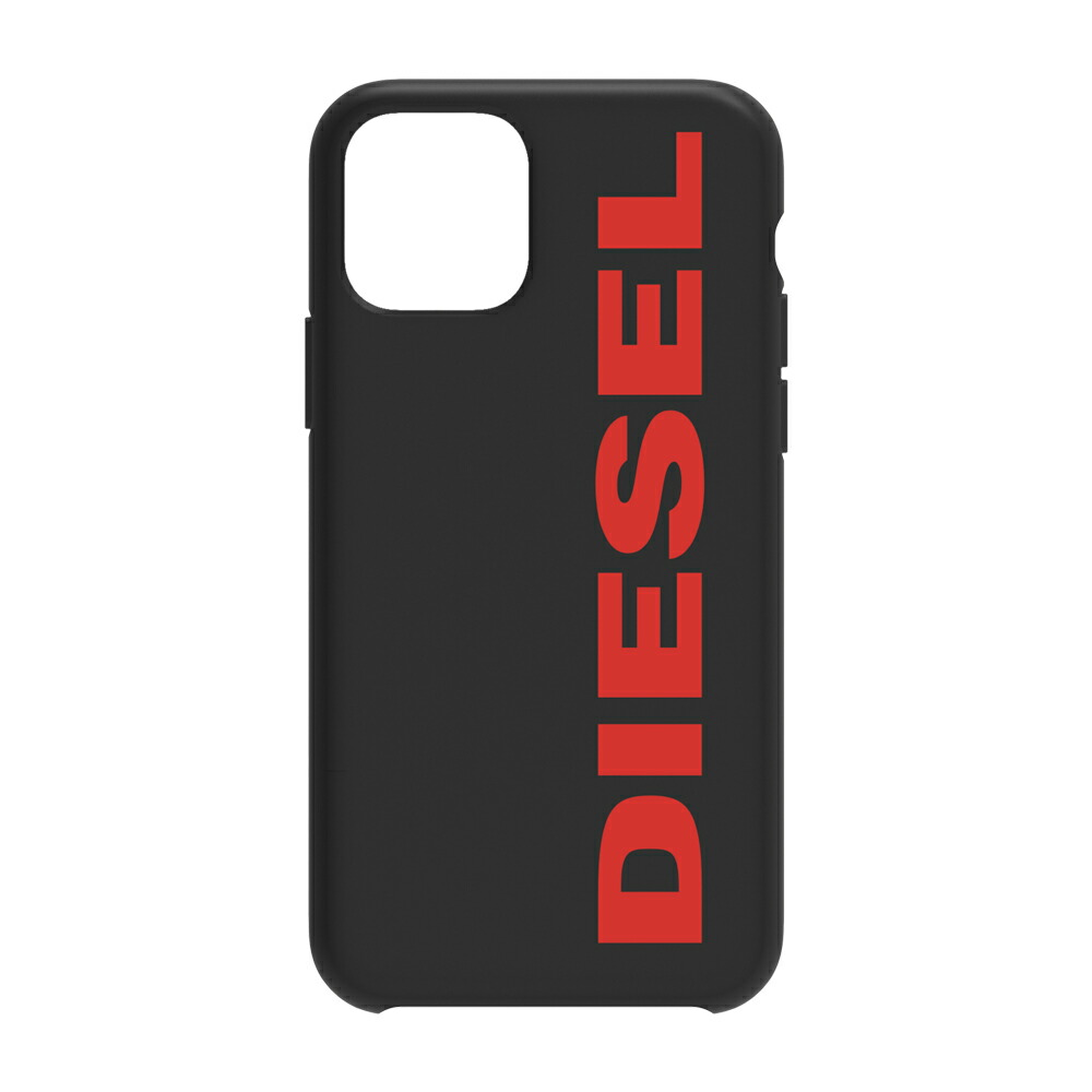 Diesel ディーゼル Printed Co-Mold Case [ Logo ] for iPhone 11 Pro