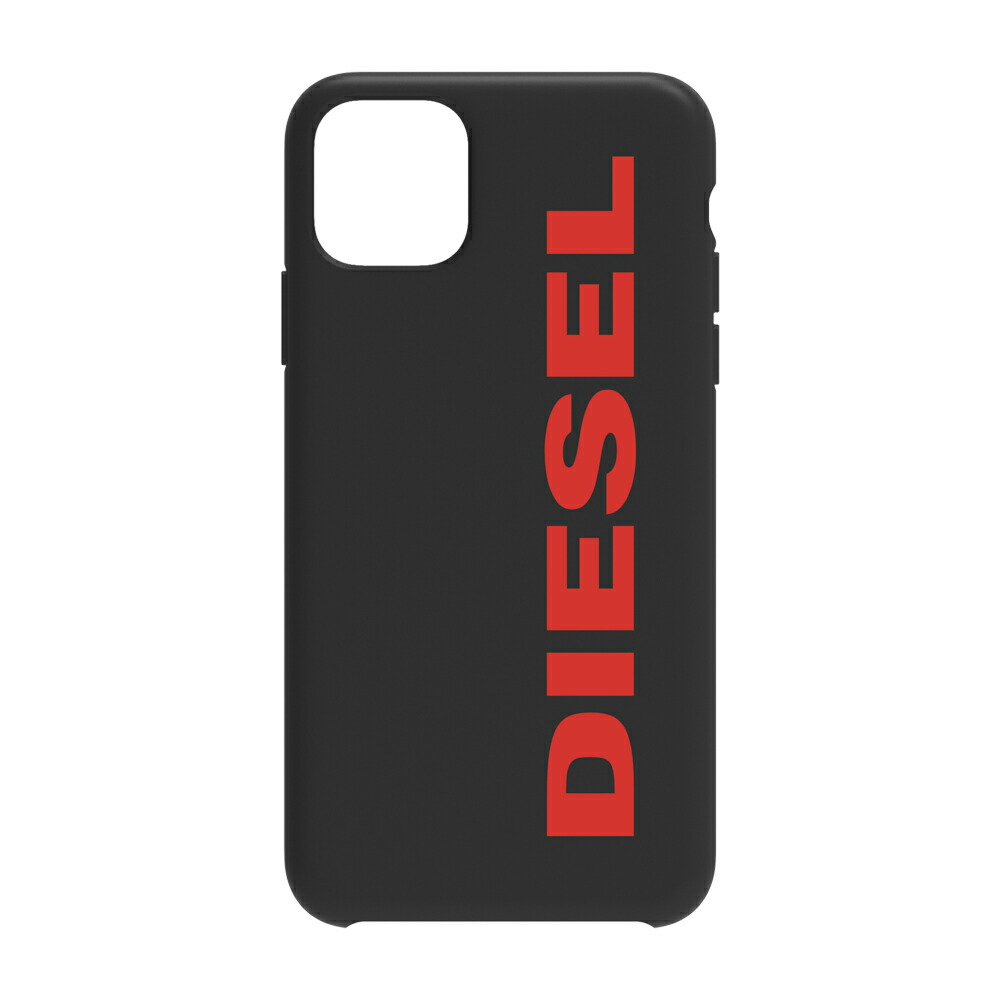 Diesel ディーゼル Printed Co-Mold Case [ Logo ] for iPhone 11 Pro Max
