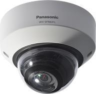 Panasonic WV-SFN631L アイプロシリーズスーパーダイナミック方式屋内対応ドームネットワークカメラ WVSFN631L