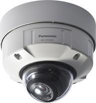 Panasonic WV-SFV631L アイプロシリーズスーパーダイナミック方式屋外対応ドームネットワークカメラ WVSFV631L