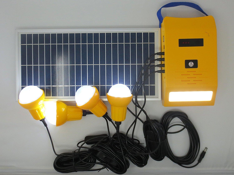 ソーラー充電式ランタン BT-K034
