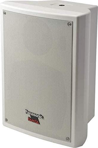 パナソニック ニアフィールドスピーカー10cm2ウェイ WS-NF015-W