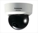 パナソニック  カラーテレビカメラドームタイプ 3.6倍バリフォーカルレンズ付 AC24V/DC12V/屋内対応/スモークドームカバー WV-CF344 (wv-cf344)