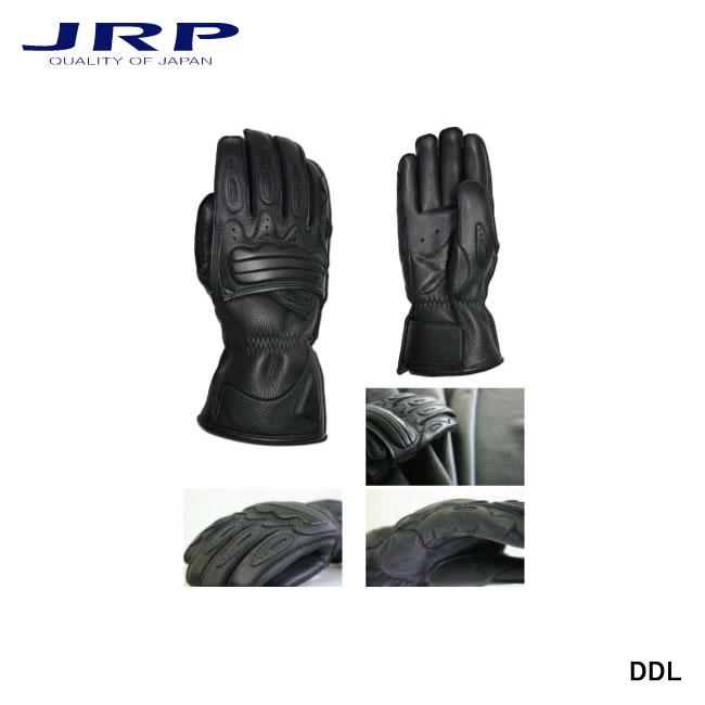 【JRP/ジェイ・アール・ピー】バイク用グローブ DDL レザー 手袋