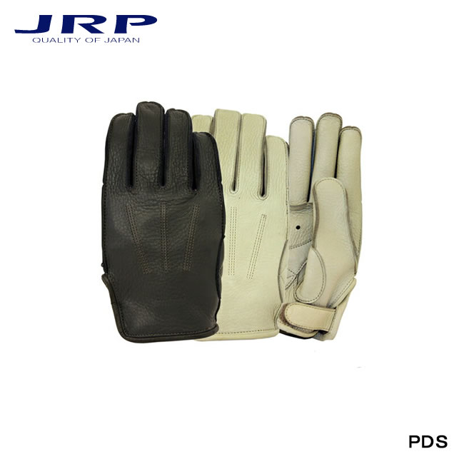 【JRP/ジェイ・アール・ピー】バイク用グローブ PDS レザー 手袋