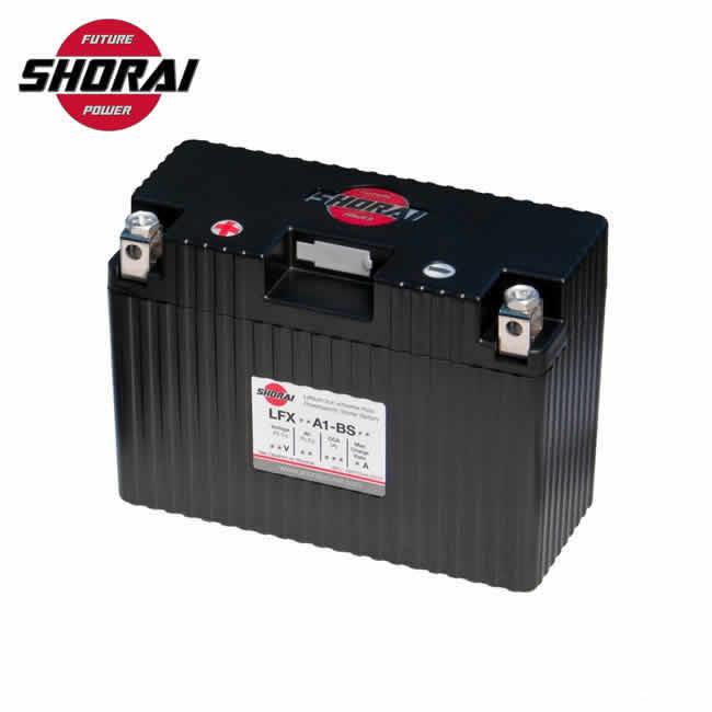 送料無料!【SHORAI Battery 】LFX14A1-BS12 ショウライバッテリー ショーライバッテリー