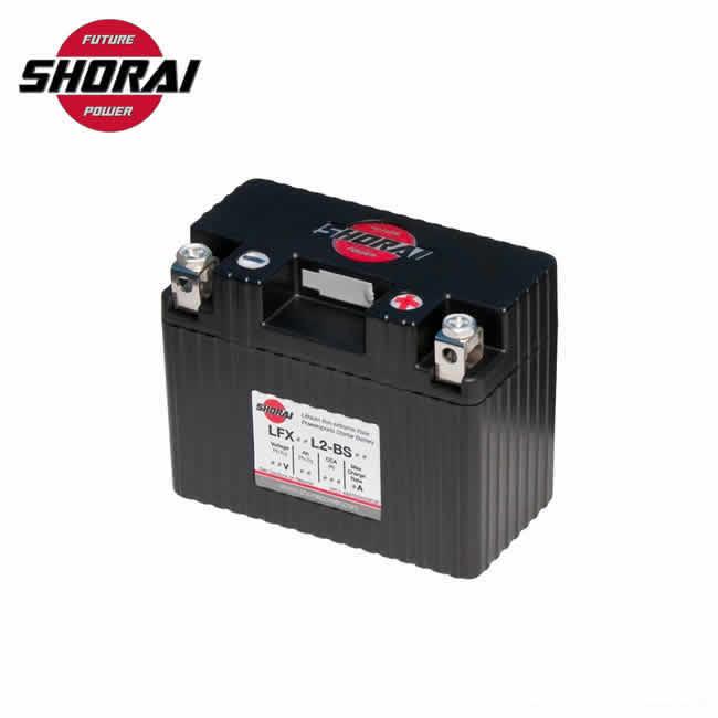 送料無料!【SHORAI Battery 】LFX09L2-BS12 ショウライバッテリー ショーライバッテリー