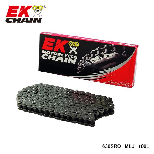 【EK-CHAIN/イーケーチェーン】 EK 630SR-O MLJ 100L