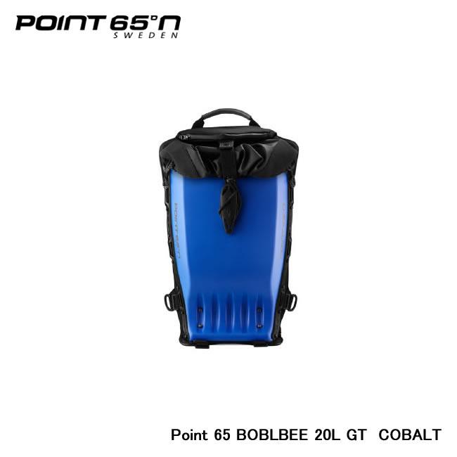 【Point 65°n/ポイントシックスティーファイブ】 Point 65 BOBLBEE 20L GT 色:COBALT 品番:65-B20GT-MBL