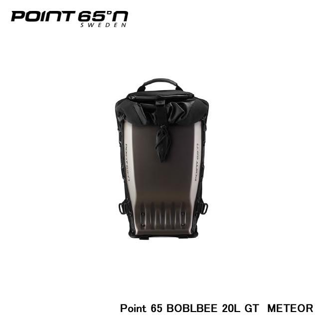【Point 65°n/ポイントシックスティーファイブ】 Point 65 BOBLBEE 20L GT 色:METEOR 品番:65-B20GT-MGY