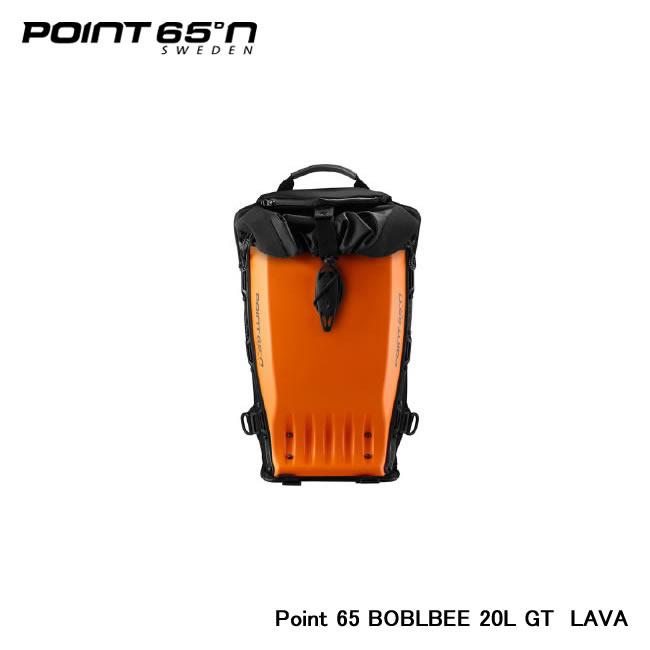 【Point 65°n/ポイントシックスティーファイブ】 Point 65 BOBLBEE 20L GT 色:LAVA 品番:65-B20GT-MOR