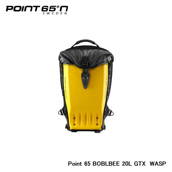 【Point 65°n/ポイントシックスティーファイブ】 Point 65 BOBLBEE 20L GTX 色:WASP 品番:65-B20GX-MYL