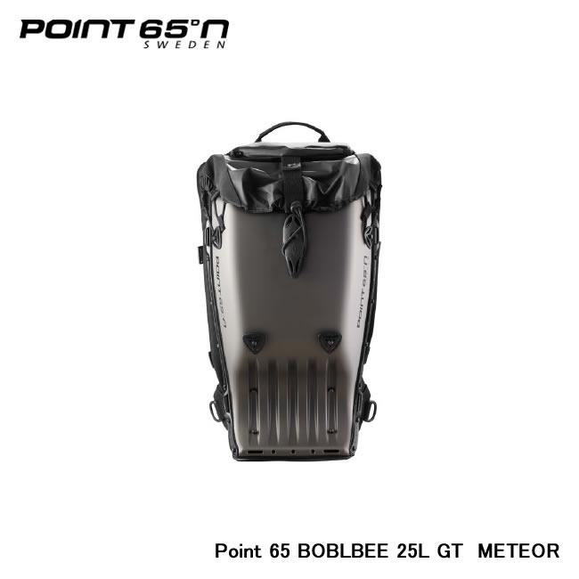 【Point 65°n/ポイントシックスティーファイブ】 Point 65 BOBLBEE 25L GT 色:METEOR 品番:65-B25GT-MGY