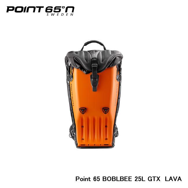 【Point 65°n/ポイントシックスティーファイブ】 Point 65 BOBLBEE 25L GTX 色:LAVA 品番:65-B25GX-MOR