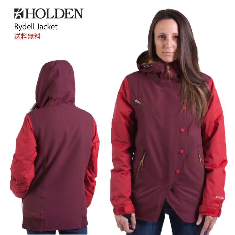 HOLDEN ホールデン W's Rydell Jacket スノーボード ウエア ジャケット レディース