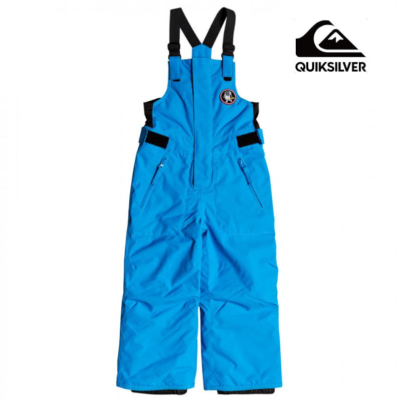 QUIKSILVER クイックシルバー 10K BOOGIE KIDS PT REGULAR FIT キッズ 子供 ジュニア 19-20 スキー スノーボード ウェア ジャケット Blue BNR0 110cm