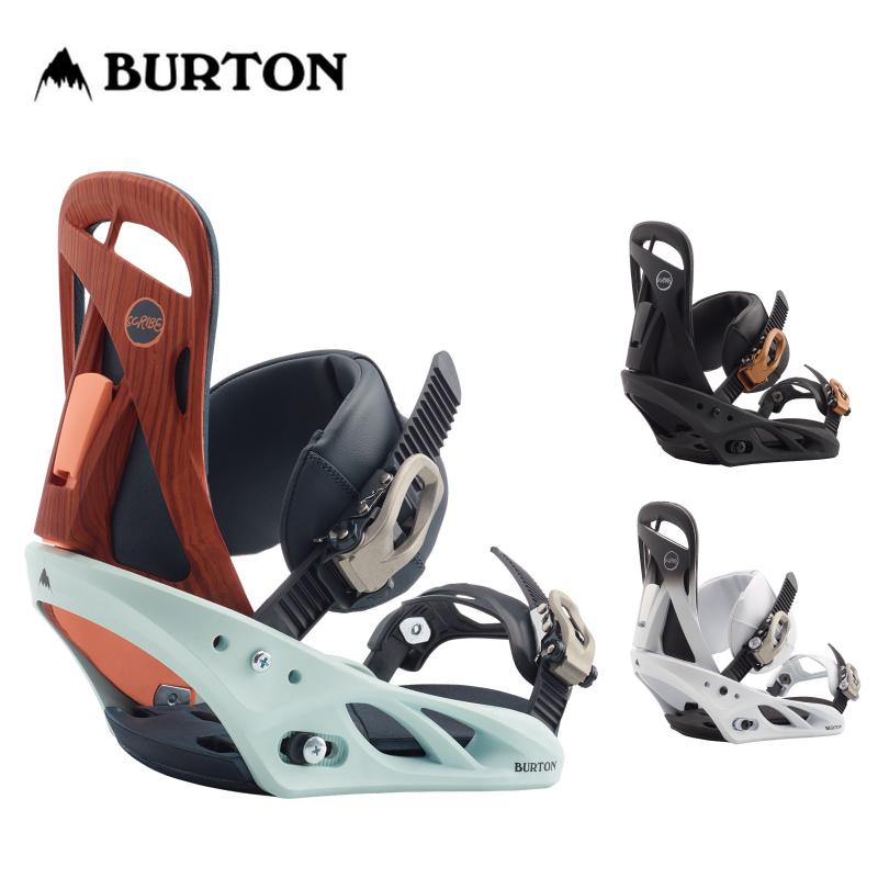 BURTON バートン SCRIBE Re:flex レディース 19-20 スクライブ スノーボード ビンディング バインディング リフレックス