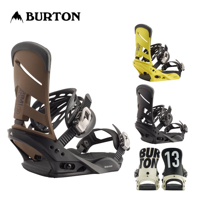 BURTON バートン MISSION Re:flex メンズ 19-20 ミッション スノーボード ビンディング バインディング リフレックス