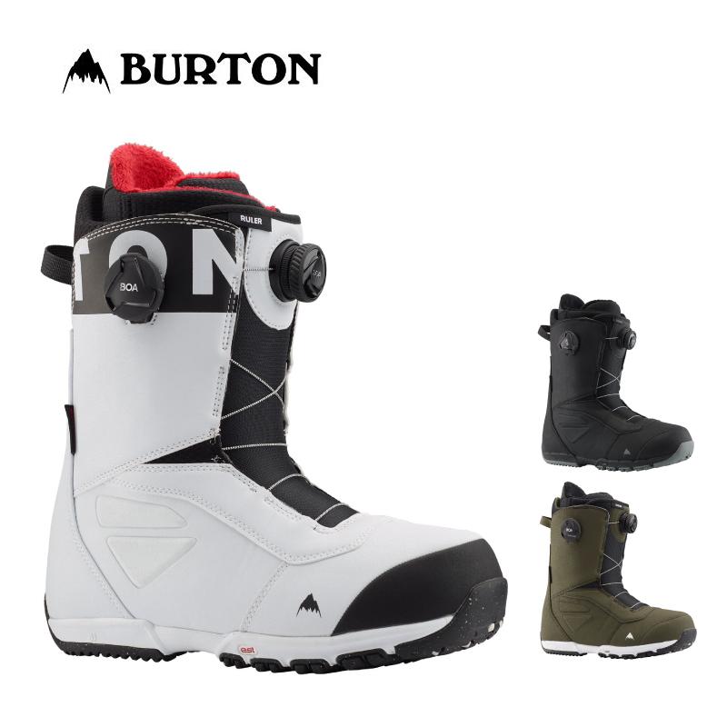 BURTON バートン RULER BOA WIDE FIT メンズ 19-20 ルーラー ボア ワイド フィット スノーボード ブーツ ダイヤル ワイヤー アジアンフィット ジャパンフィット