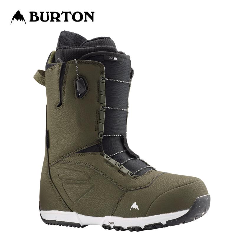 BURTON バートン RULER メンズ 19-20 ルーラー スノーボード ブーツ シューレース スピードレース