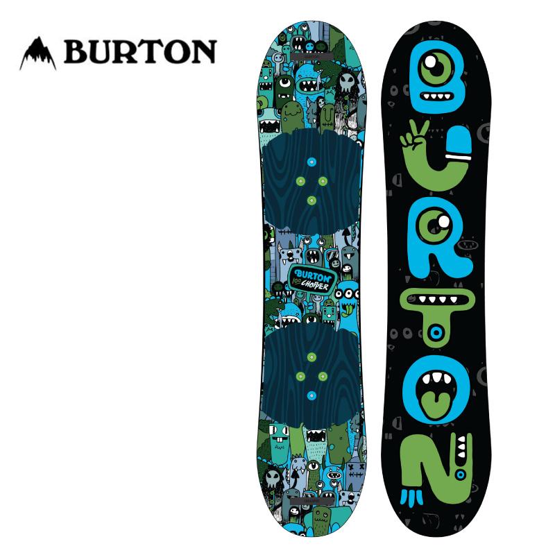 BURTON バートン CHOPPER 100 キッズ 子供 ジュニア 19-20 スノーボード 板 フラット 100cm