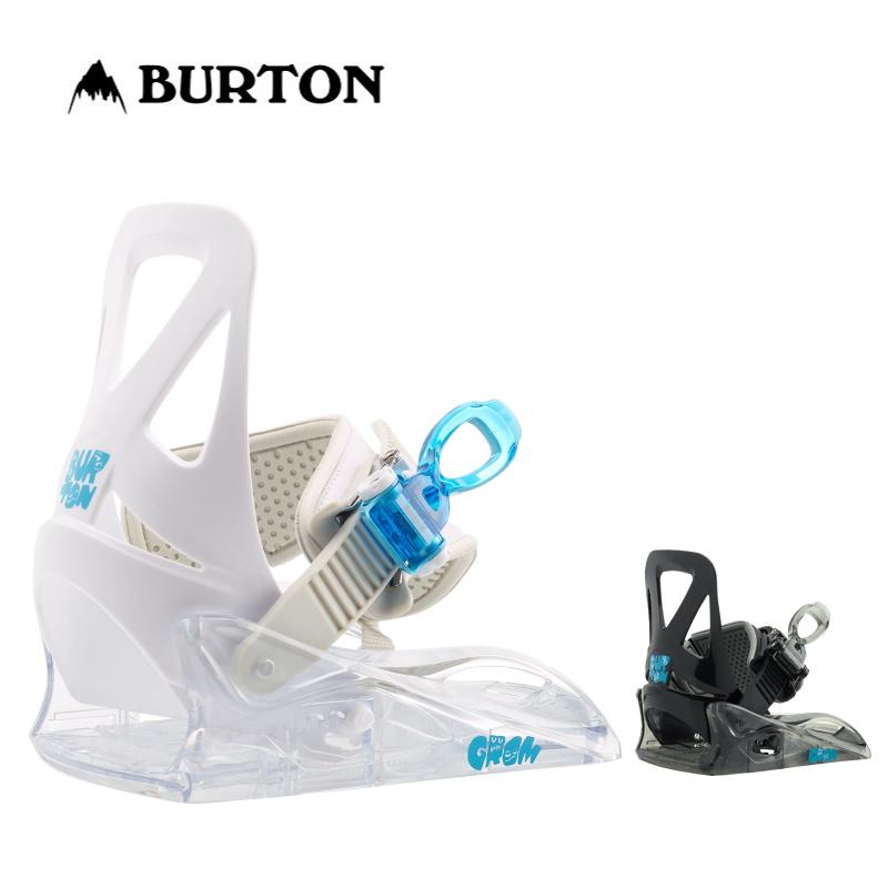 BURTON バートン GROM キッズ 子供 19-20 グロム スノーボード ビンディング バインディング