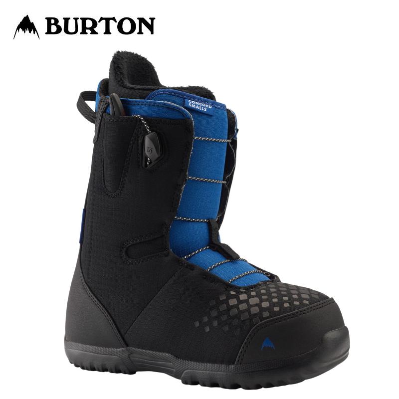 BURTON バートン CONCORD SMALLS キッズ 子供 19-20 コンコード スモールズ スノーボード ブーツ スピードレース シューレース