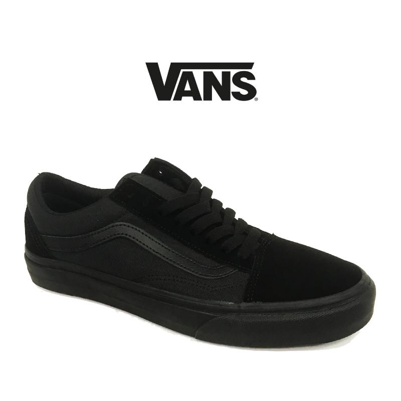 VANS バンズ OLD SKOOL UC オールドスクール ウルトラクッシュ メンズ レディース スニーカー シューズ 靴 スケシュー BLACK/BLACK/CLACK 26.5cm