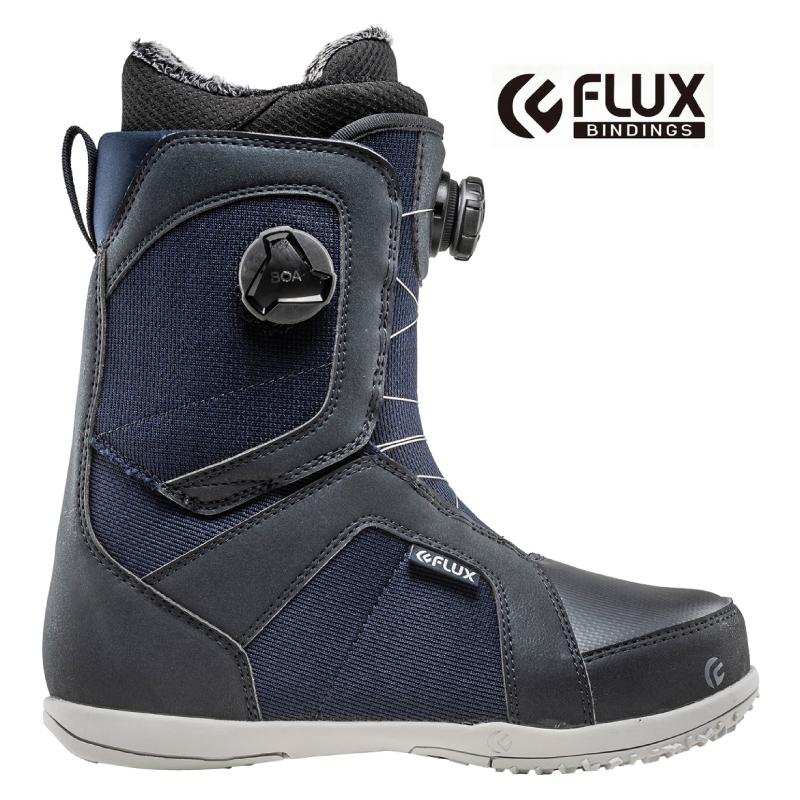 FLUX BOOTS フラックス TX-BOA メンズ 19-20 スノーボード ブーツ ボア ダイヤル Midnight 26.5cm