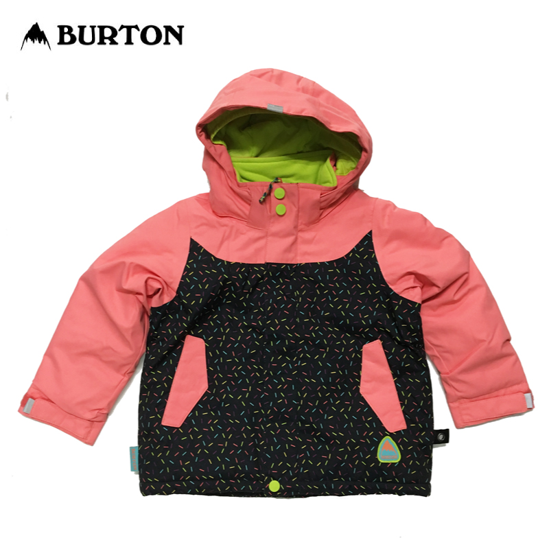 BURTON バートン Toddler Kid's Elodie Jacket 19-20 キッズ 子供 ウェア ジャケット Georgi 3T