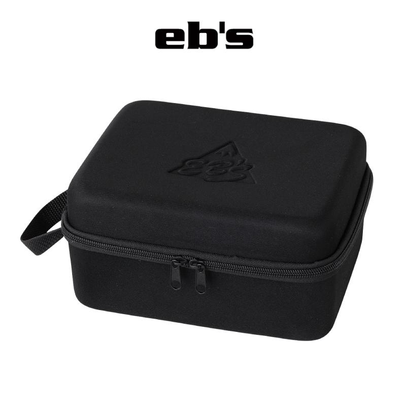 予約商品 正規品 eb's エビス GOGGLE CASE-W 70%OFFアウトレット ゴーグル ダブル BLACK スノーボード セールSALE%OFF ケース 21-22 スキー ハード