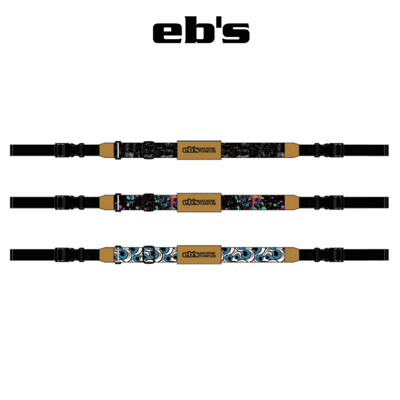爆買い送料無料 予約商品 正規品 eb's エビス MULT SHOULDER マルチショルダー アクセサリー 誕生日プレゼント サーフィン スノーボード GRUNGE PAINTING アウトドア 21-22