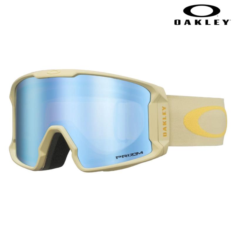 OAKLEY オークリー Line Miner Jamie Anderson ラインマイナー メンズ レディース 19-20 スキー スノーボード ゴーグル 眼鏡対応 シグネーチャー Prizm Sapphire Iridium