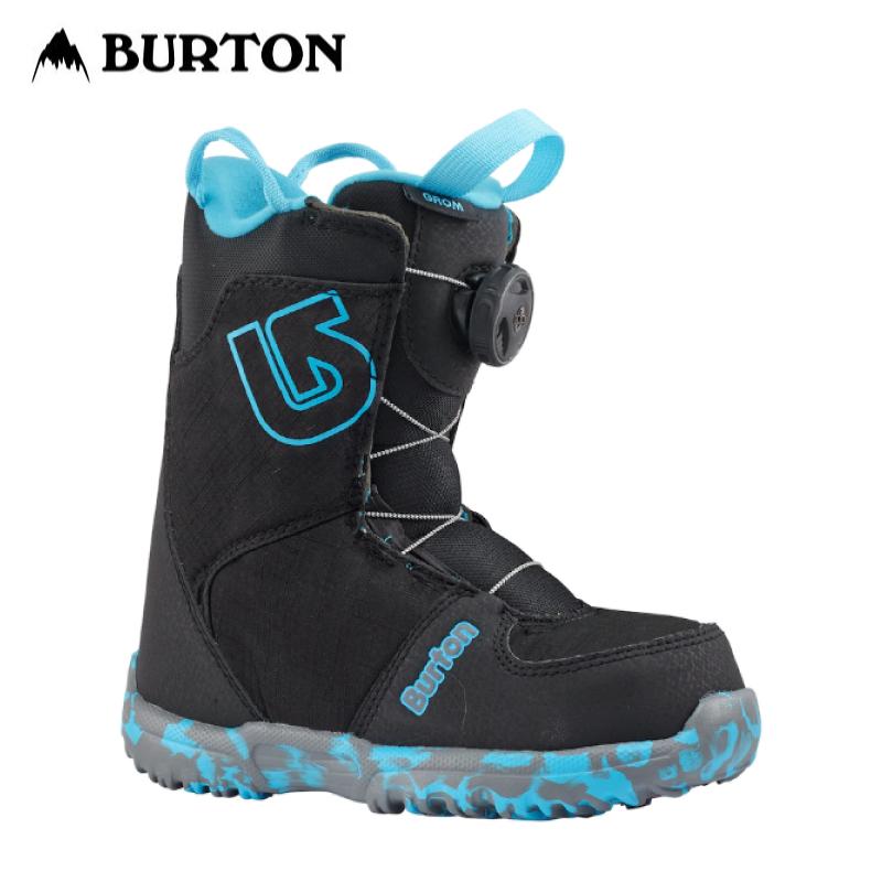 BURTON バートン GROM BOA キッズ 子供 18-19 グロム ボア スノーボード ブーツ ダイヤル ワイヤー