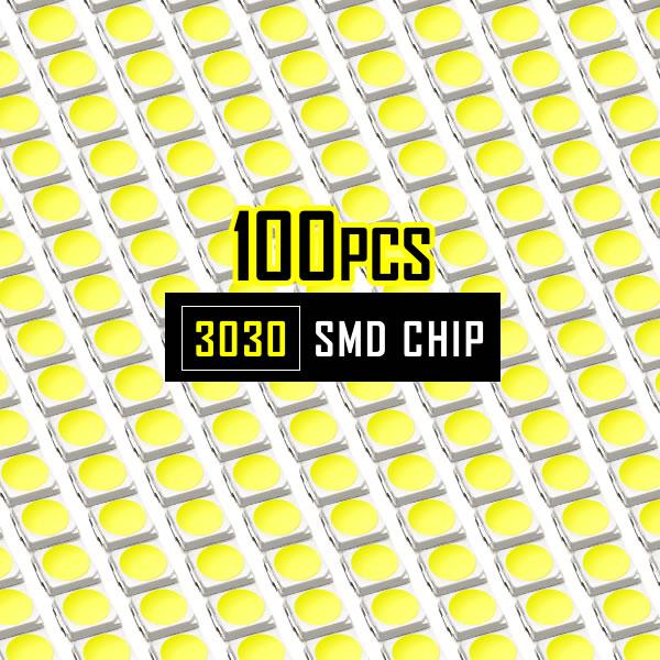 エアコン 新作製品、世界最高品質人気! メーターパネルやスイッチLEDの補修 打ち替えに打替え LED交換 補修 手作り チップLED LEDチップ SMD 3030 エアコンパネル メーターパネル 自作 打ち換え 打ち替え 100個 スイッチ 緑発光 DIY お求めやすく価格改定 グリーン
