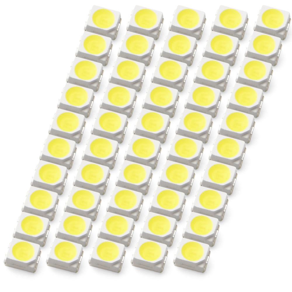 エアコン・メーターパネルやスイッチLEDの補修・打ち替えに打替え LED交換 補修 手作り チップLED LEDチップ SMD 3528 アンバー 50個 打ち替え 打ち換え DIY 自作 エアコンパネル メーターパネル スイッチ