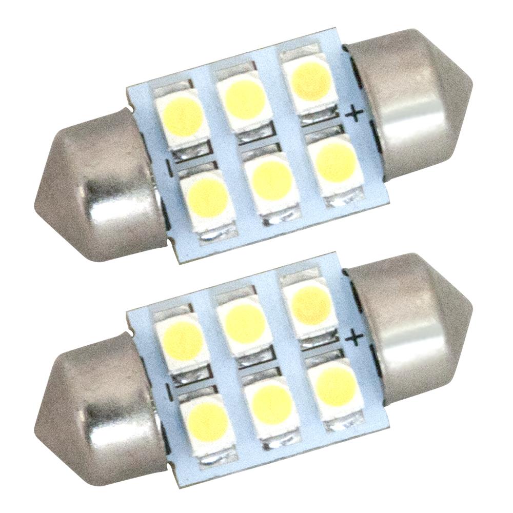 交換だけの簡単取付 ホワイト発光で車内を明るく照らす 買い物 永遠の定番 LED SMD ルームランプセット 簡単 交換 2 H11.4-H21.6 2点セット S2000 純正球交換型 極LEDルームランプ AP1