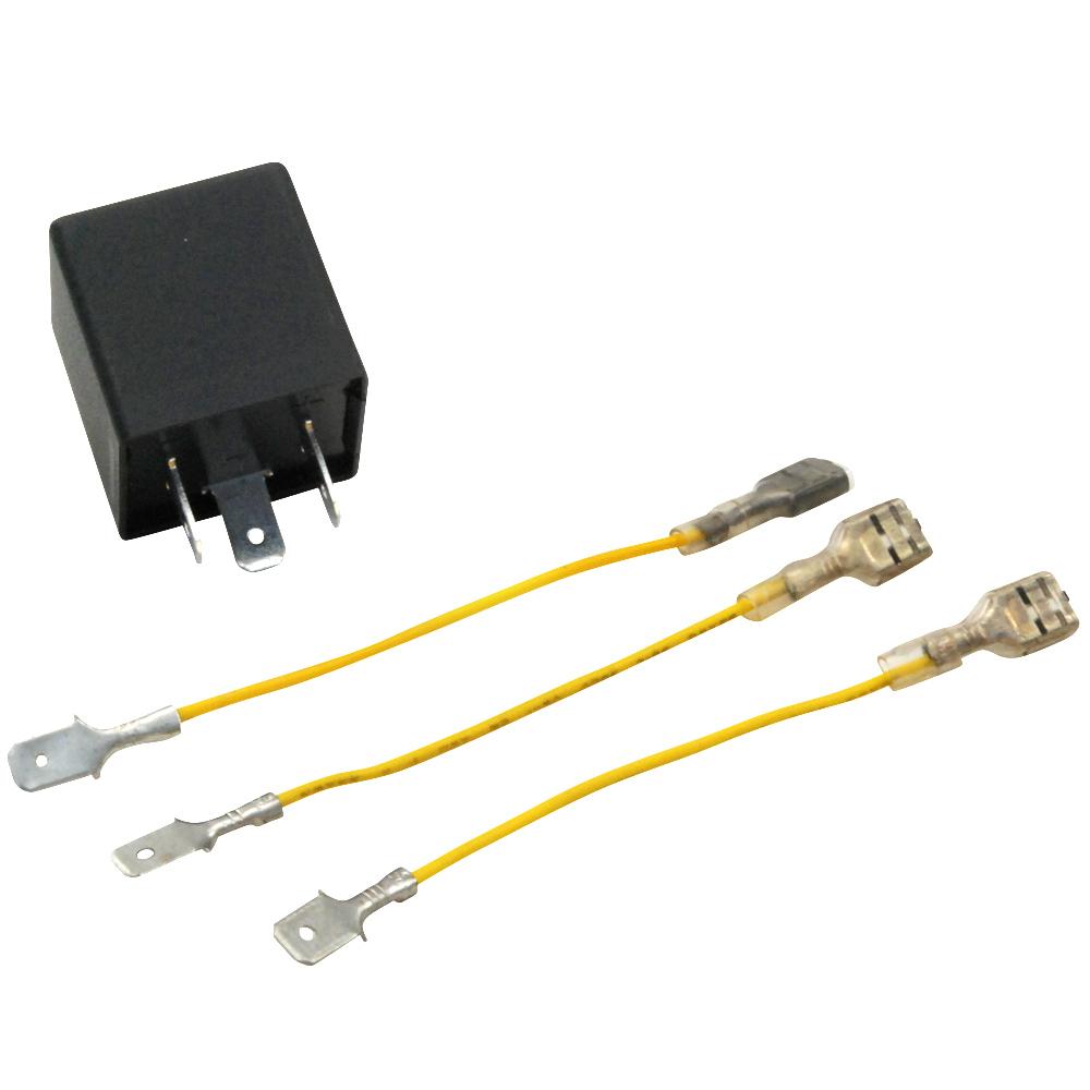 上等 ワンタッチで簡単取付 ICウィンカー 3ピン ハイフラッシュ LED SG5 ハイフラ防止ICウインカーリレー メーカー再生品 3ピンタイプ 9 H14.2-H19.11 3pin フォレスター
