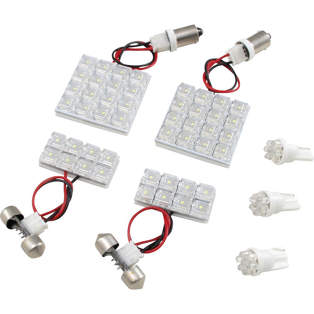 交換だけの簡単取付 LEDで車内を明るく照らす LED ルームランプセット 車内灯 簡単 贈答品 RIDER0682 LEDルームランプ 69発 Y34 セール価格 H11.6-H16.9 グロリア 7点 RIDE