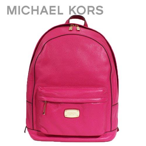 7c778ad29708b New Michael Kors MICHAEL KORS Backpack Backpack shopping bag 35c5gttb3l JET  SET ITEM LG BACK PACK FUSCHIA PINK pink leather leather LEATHER shoulder  bag ...