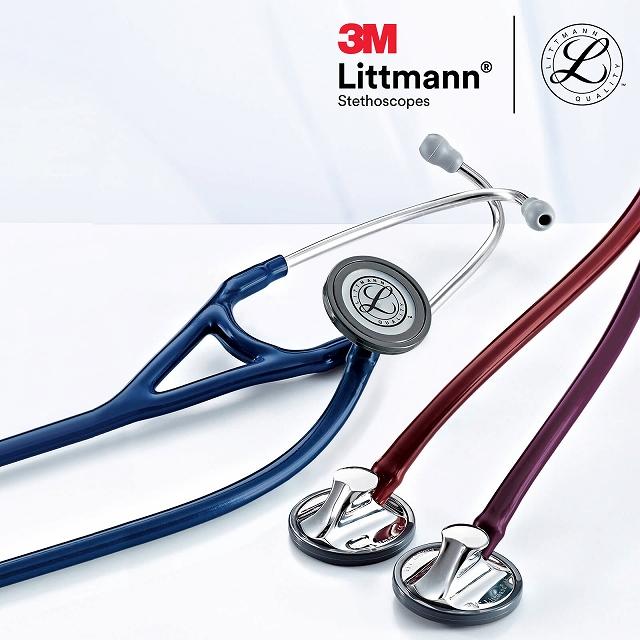 3Mリットマンステソスコープ マスターカーディオロジー[医療 病院 ナース 看護 看護師 介護 歯科衛生士 ナースグッズ・医療雑貨 LITTMANN 聴診器 シングル型]