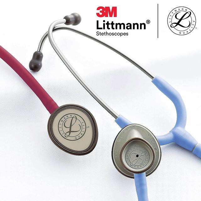訳あり商品 血圧測定に使いやすい楕円形チェストの聴診器 3M リットマン ライトウェイトIIS.E. ステソスコープ 医療 ナース 看護 介護 聴診器 806825002 アンファミエ 大幅にプライスダウン infirmiere LITTMANN 305742 グッズ 小物