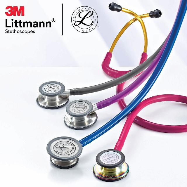 3MリットマンステソスコープクラシックIII[医療 ナース 看護 介護 LITTMANN 聴診器 ダブル型] 9152220 305382